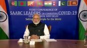 Online SAARC platform proposed by India to fight coronavirus