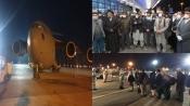 Coronavirus Scare: Globemaster with first batch of 58 Indian pilgrims returns from Iran