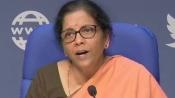 FM Nirmala Sitharaman focuses on migrants, self-employed and small farmers
