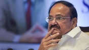 Vice President Venkaiah Naidu expresses displeasure after 95 out of 244 MPs absent from all meetings