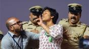 Sedition case: Amulya Leona judicial custody extended till March 5