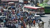 UP government arranges buses to ferry migrant labour