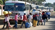 UP govt lacks intention to help migrants says Priyanka Gandhi's office