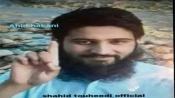 Pakistan terrorist from Lashkar involved in murder of BJP leader in J&K