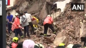 Mumbai: Portion of 5-storey Bhanushali building near Fort area collapses; search operation underway