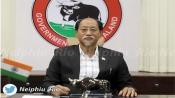 Nagaland CM goes into home quarantine