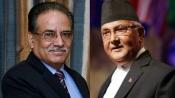 Oli hell bent on breaking Nepal Communist Party: Prachanda