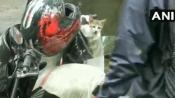 Mumbai rain: Man saves kitten, takes home; Video viral