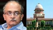 Supreme Court fines Prashant Bhushan Re 1 in contempt case