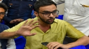 Umar Khalid questioned by police in connection with northeast Delhi riots