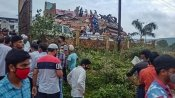 Maharashtra Building collapse: 13 dead; 60-year-old woman rescued after 26 hours