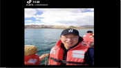 Fake: Video of Chinese tourists at Pangong Lake is not from indian territory