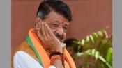 WB govt protecting terrorists, naxalites: Kailash Vijayvargiya