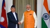K P Oli wishes PM Modi on his birthday