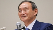 Yoshihide Suga elected leader of Japan's ruling party, headed for premiership