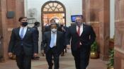 India-US 2+2 dialogue: Mike Pompeo, Mark Esper meet NSA Doval
