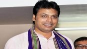 Rebellion against Tripura CM Biplab Deb: 7 MLAs reach Delhi to demand removal