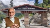 PM Modi to inaugurate Atal Tunnel at Rohtang today