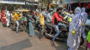 Curfew fears trigger panic buying in Ahmedabad