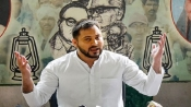 FIR lodged against Tejashwi, others for demonstrating against farm laws in prohibited area