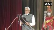 Nitish Kumar takes oath as Bihar CM for 7th time; Tarkishore Prasad, Renu Devi his deputies