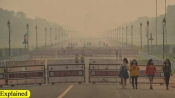 Explained: Why Delhi is witnessing a dip in temperature?