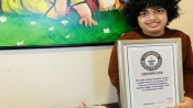 12-year-old Indian in Guinness World Record for identifying most aeroplane tails in UAE