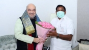 Tamil Nadu elections 2021: EPS meets Shah, likely to call on PM today