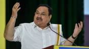Congress just like elephant, has one teeth to show off, other to chew: Nadda