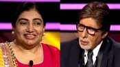KBC 12: Dr Neha Shah becomes 4th crorepati of Kaun Banega Crorepati season