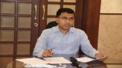 Railway double-tracking project important for Navy too: Goa CM Pramod Sawant
