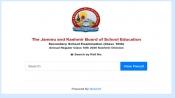 JKBOSE 10th Kashmir Division Result 2020 declared