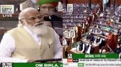 President's speech showcased India's 'Sankalp Shakti': PM Modi to Lok Sabha