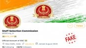 Fake: This is not the official Twitter handle of the Staff Selection Commission