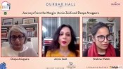 Jaipur Literature Fest: Annie Zaidi, Deepa Anappara share experiences of their novel-writing processes