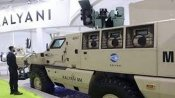 Bharat Forge receives order from Indian Army for supply of Kalyani M4 vehicles
