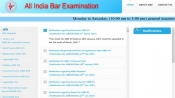 All India Bar Examination (AIBE) 15 results to be declared in third week of March