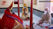 PM Narendra Modi offers prayer at centuries-old Jeshoreshwari Kali temple in Bangladesh