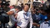 Ambani bomb scare case: Sachin Vaze suspended