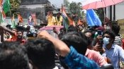 Kerala: Priyanka Gandhi Vadra takes out road show