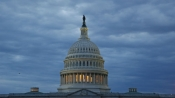 US Capitol under lockdown after car rams barricade injuring two cops; suspect shot