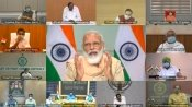 PM Modi to chair meet with CMs to review Covid situation today