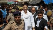 Uttar Pradesh Police team reaches Punjab's Rupnagar to take custody of Mukhtar Ansari