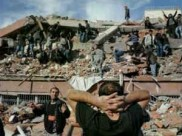 1,000 feared dead in Turkey earthquake