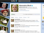Narendra Modi's followers in twitter to cross 4 Lakh
