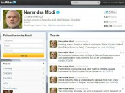 Twitter's Modi Express steams past 600,000 followers