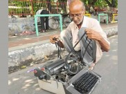 UP cop smashed old man's typewriter: Meet the Hero behind the viral picture