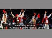 Celebrating Humanity: World Culture Festival 2016