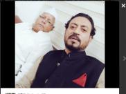 When Irrfan Khan met Lalu Prasad Yadav