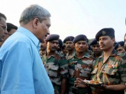 Parrikar lifts Defence's morale, asks soldiers to 'shoot enemy, not wait to be martyred'